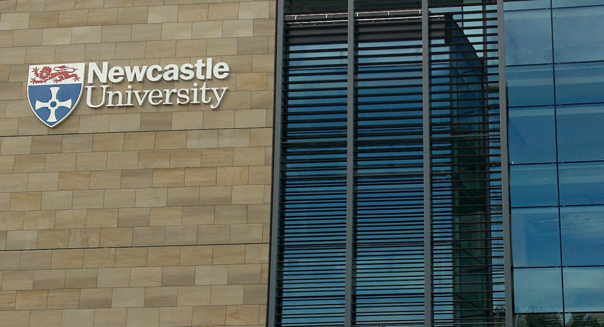 A picture of one of the Newcastle University Buildings